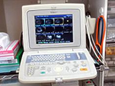 超音波検査機